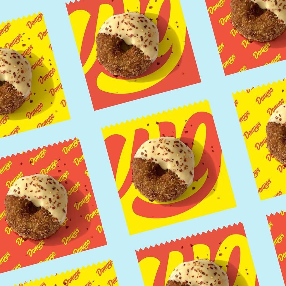 De Donug: een kipnugget en donut inéén