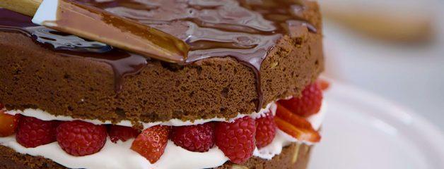 Trek in taart?