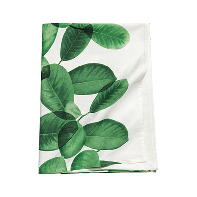 Botanisch tafelkleed. H&M Home, €19,99