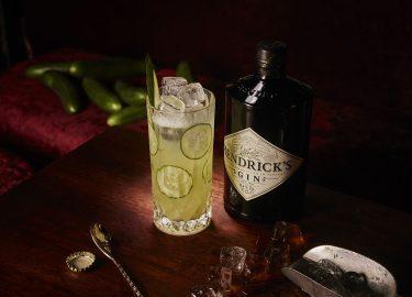 world cucumber day gin met komkommer
