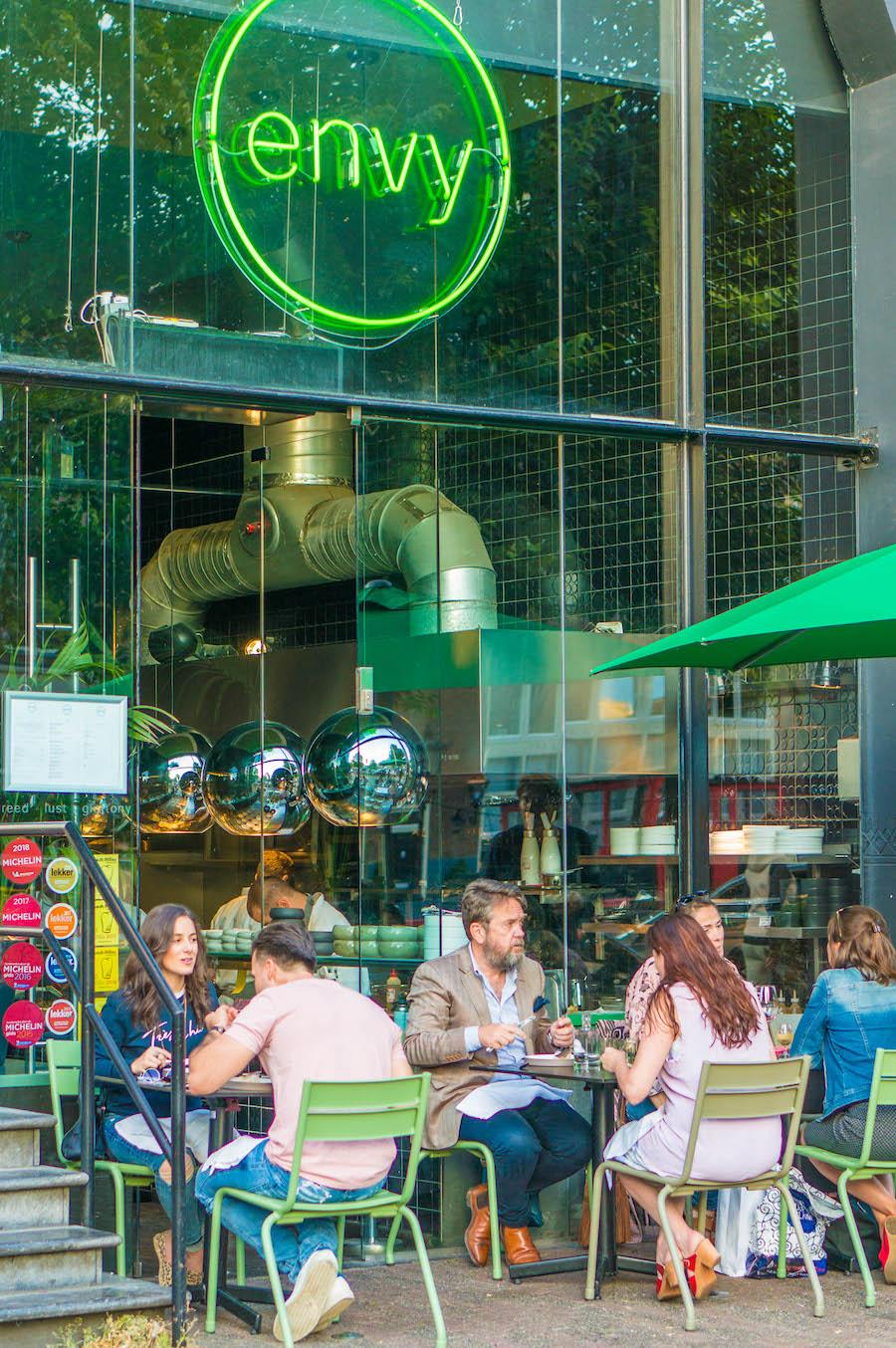 Restaurant Envy in Amsterdam
