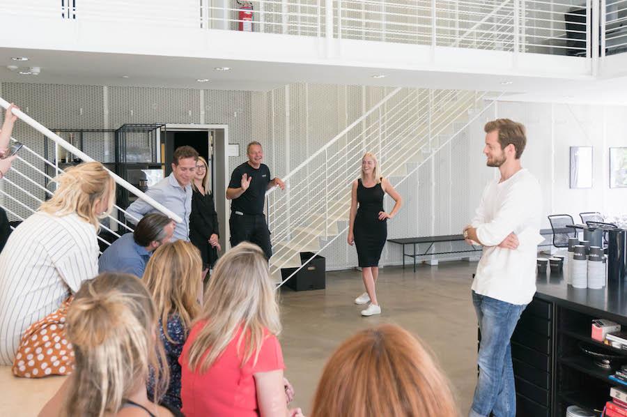 Op bezoek bij Johan Bülow in de Lakrids fabriek in Kopenhagen