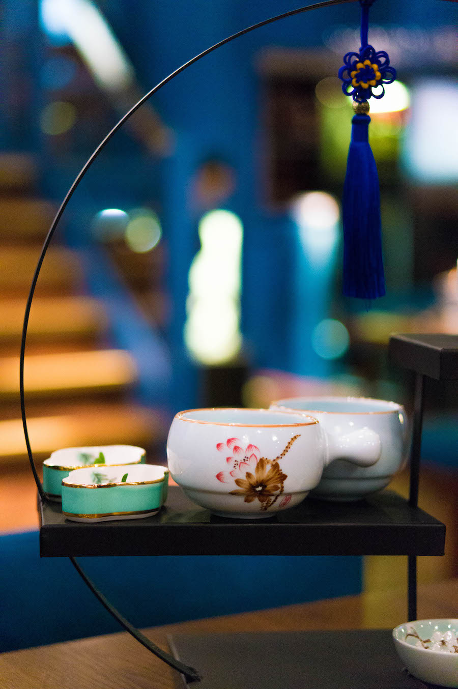 Zheng menu