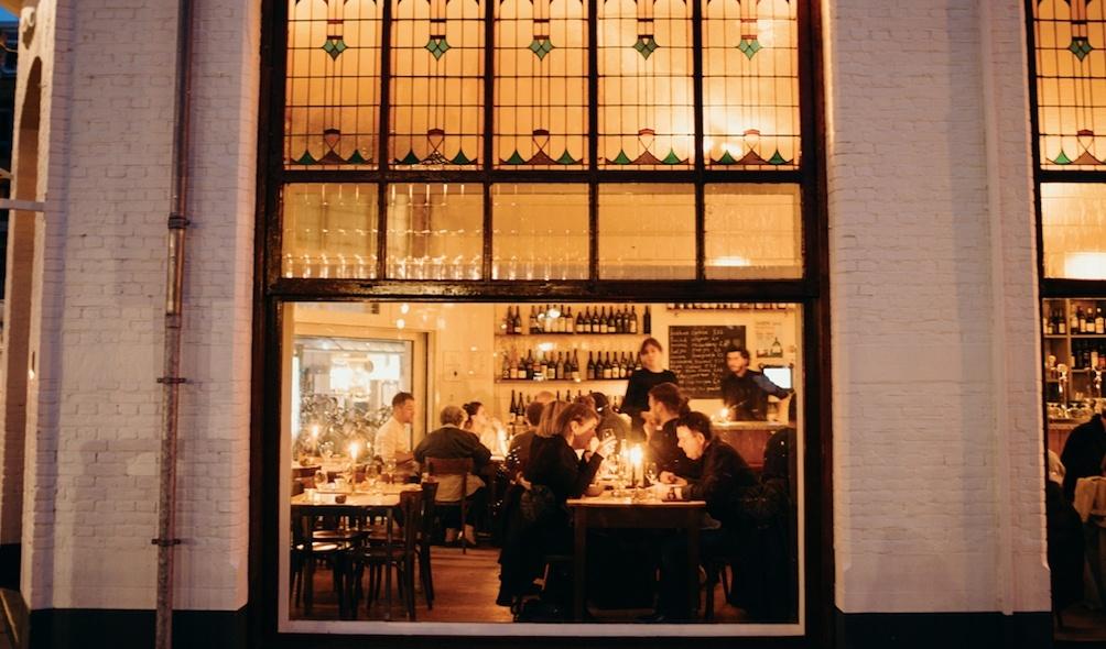 Café Binnenvisser