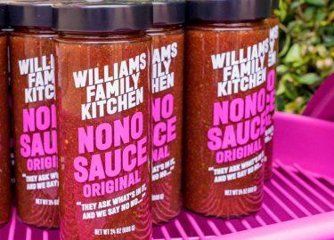 Barbecuesaus van Pharrell Williams