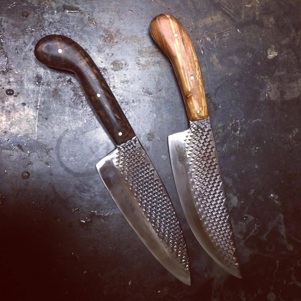 Koksmessen van Chelsea Miller Knives