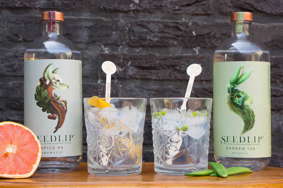 alcohol vrije seedlip
