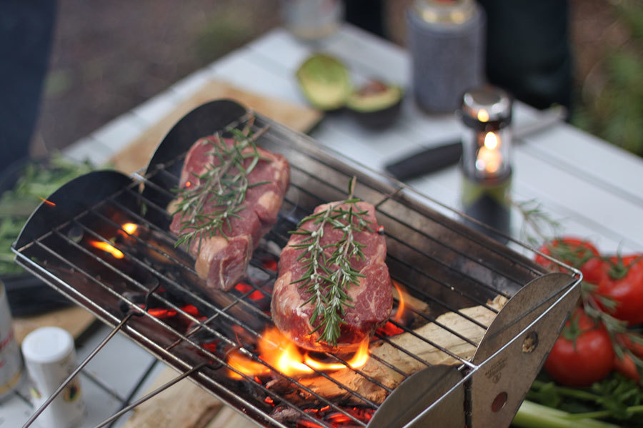 zomer musthave: Flatpack Grill & Firepit