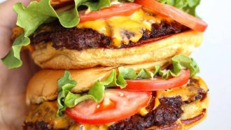Goede hamburgersaus