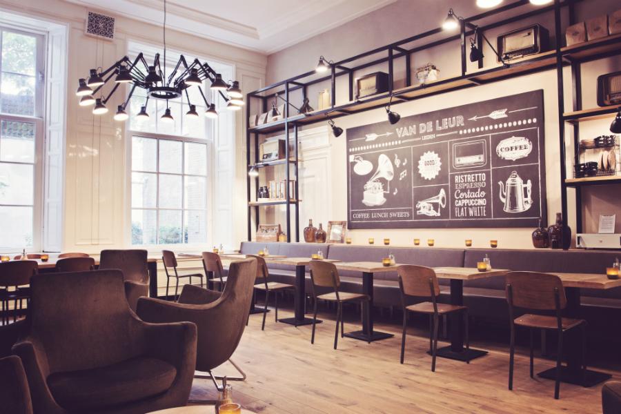 Fijn restaurant in Leiden