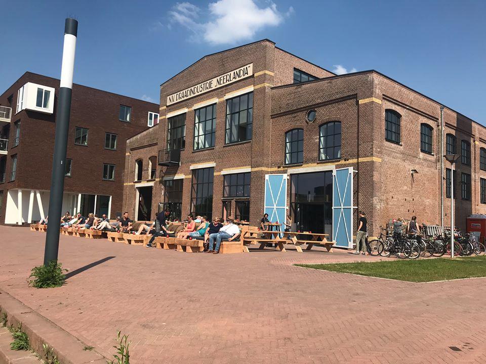 Het pand van Oud Zuid in Utrecht