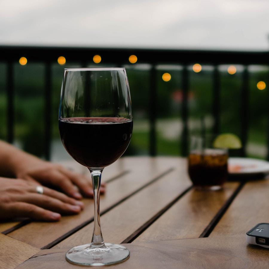 Wijn bestellen