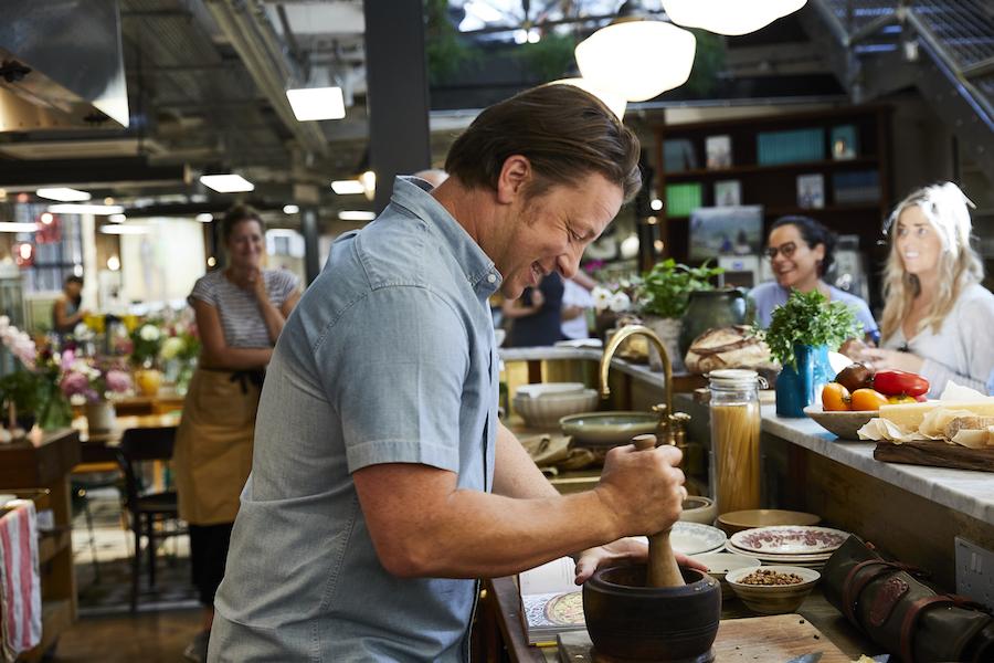 Culy Spreekt Jamie Oliver Over Zijn Nieuwste Boek Jamie