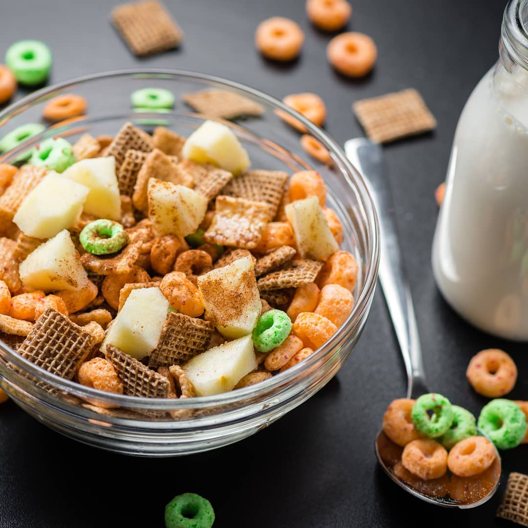 Cereal bij Cereal Heaven in Antwerpen