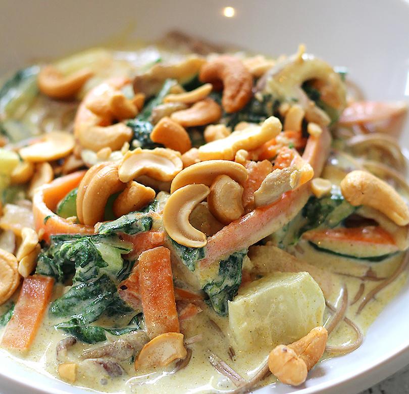 vegetarische recepten soba noodles