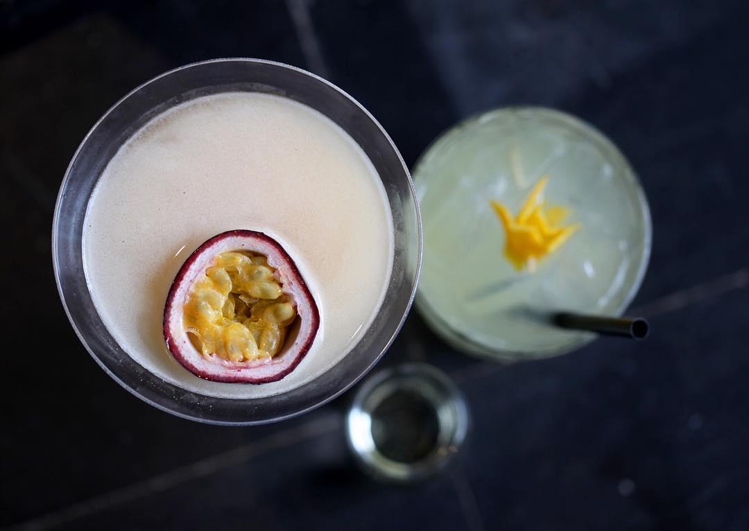 cocktails bij Bambu in Haarlem