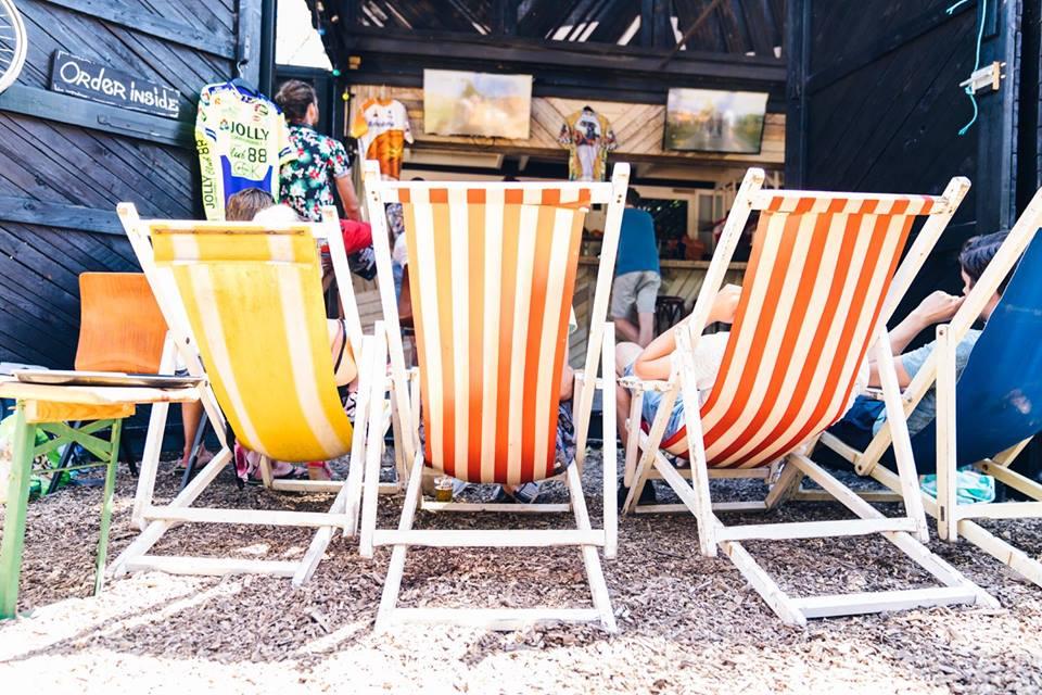 pompet strandstoelen