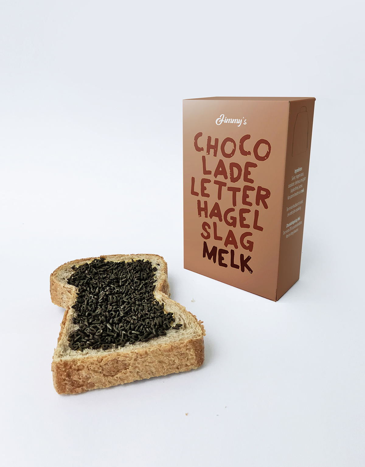 Chocoladeletterhagelslag