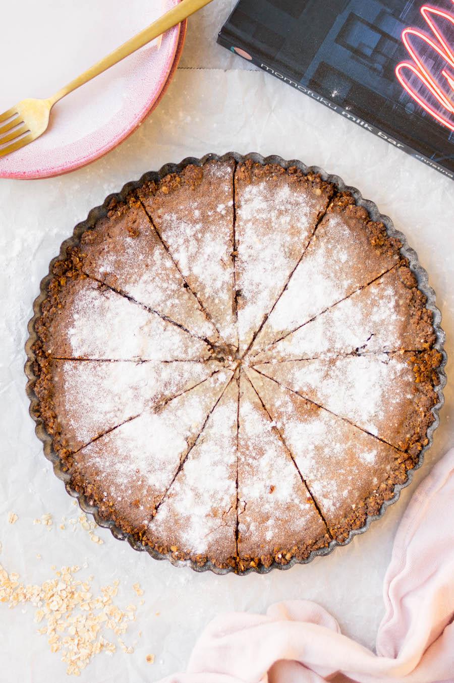 Crack pie van Milkbar in NY
