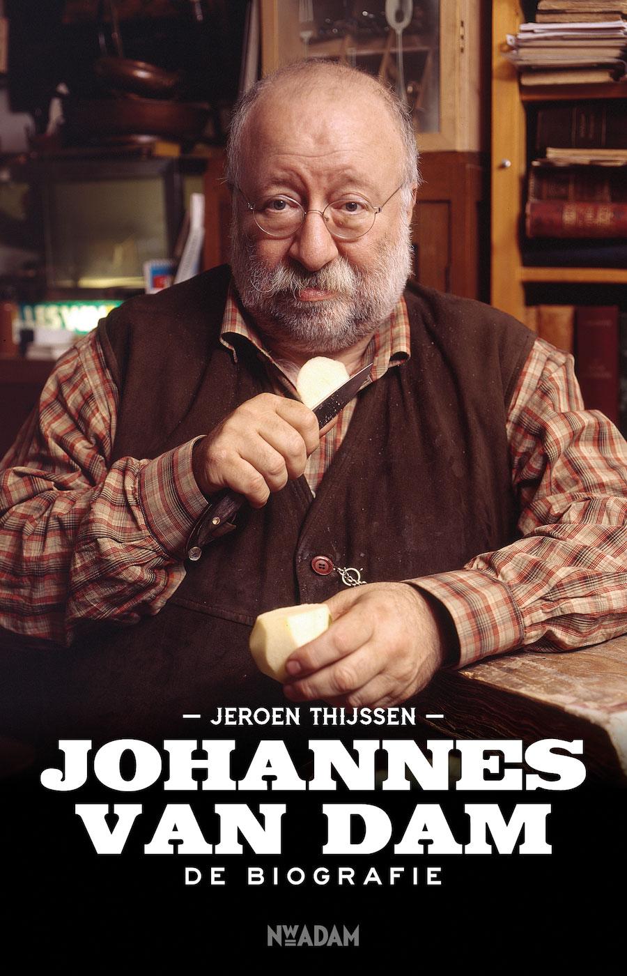 Johannes van Dam biografie