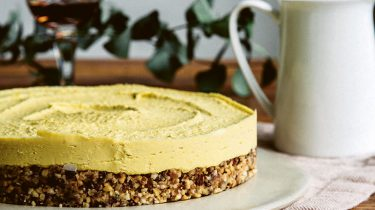 Mangocheesecake zonder bakken