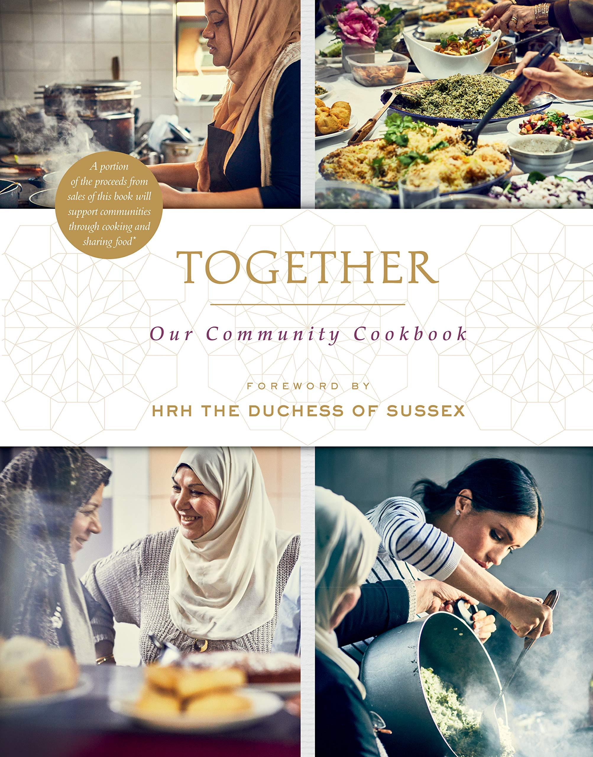 Meghan Markle kookboek