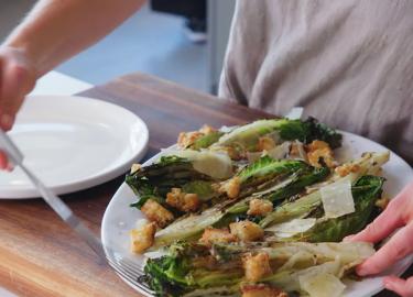 How to klassieke caesar salad maken