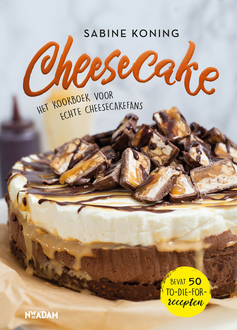 Cheesecake door Sabine Koning