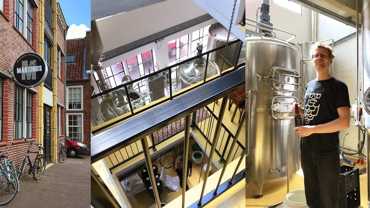 Bierbrouwerijen in Groningen