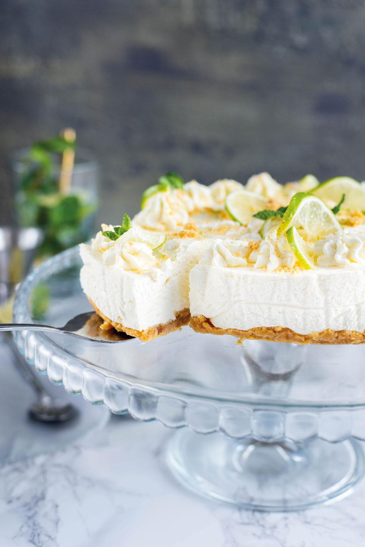 Mojito cheesecake recept