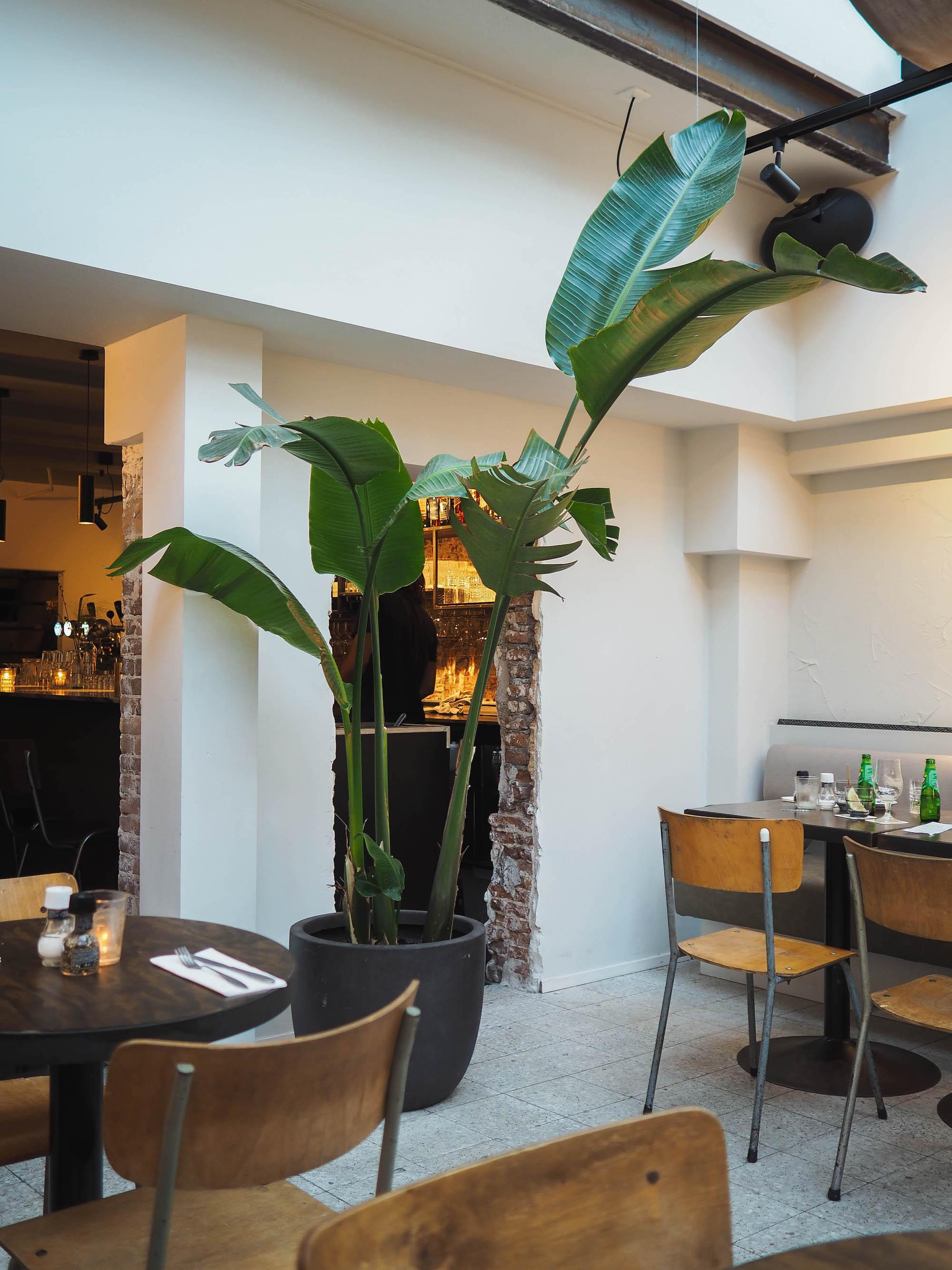 Restaurant Sous Bar-Bistro Amsterdam