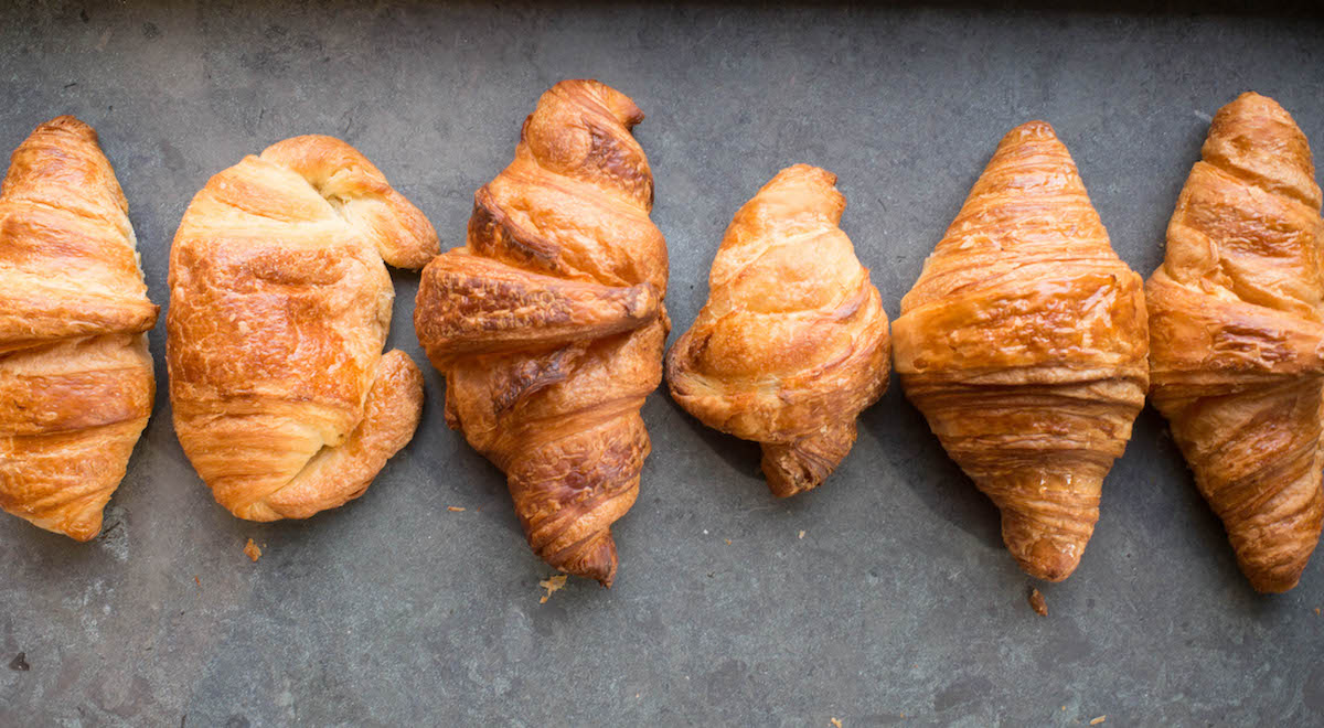 Culy's Croissant Contest