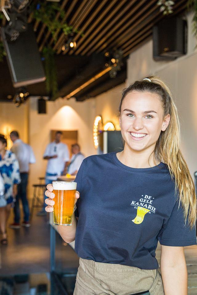 De Gele Kanarie bier