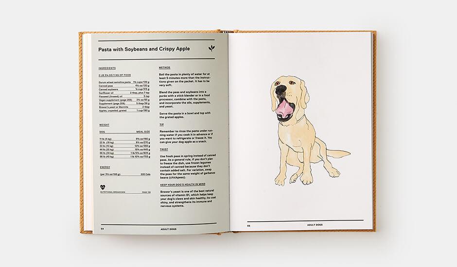 Feed me: een kookboek voor honden
