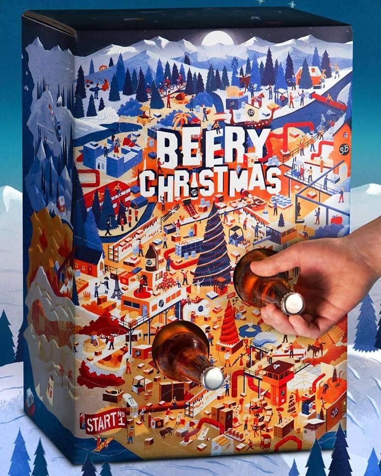 Bier adventskalender van Hopt