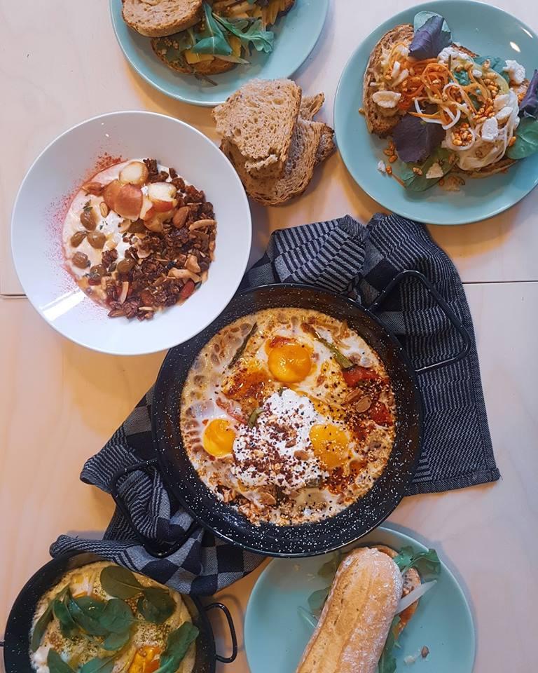 ontbijtje met eieren