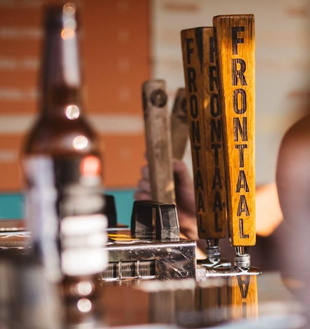 Brouwerij Frontaal in Noord-Brabant