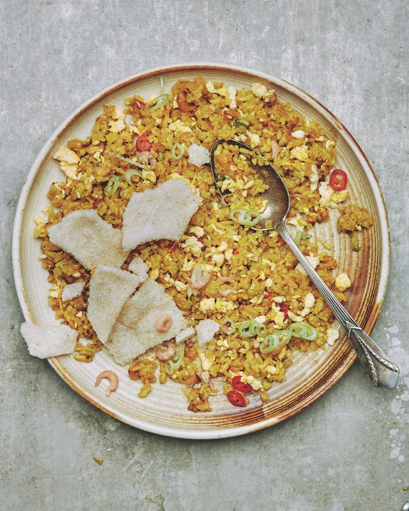 Goed nasi recept van Guus Meeuwis
