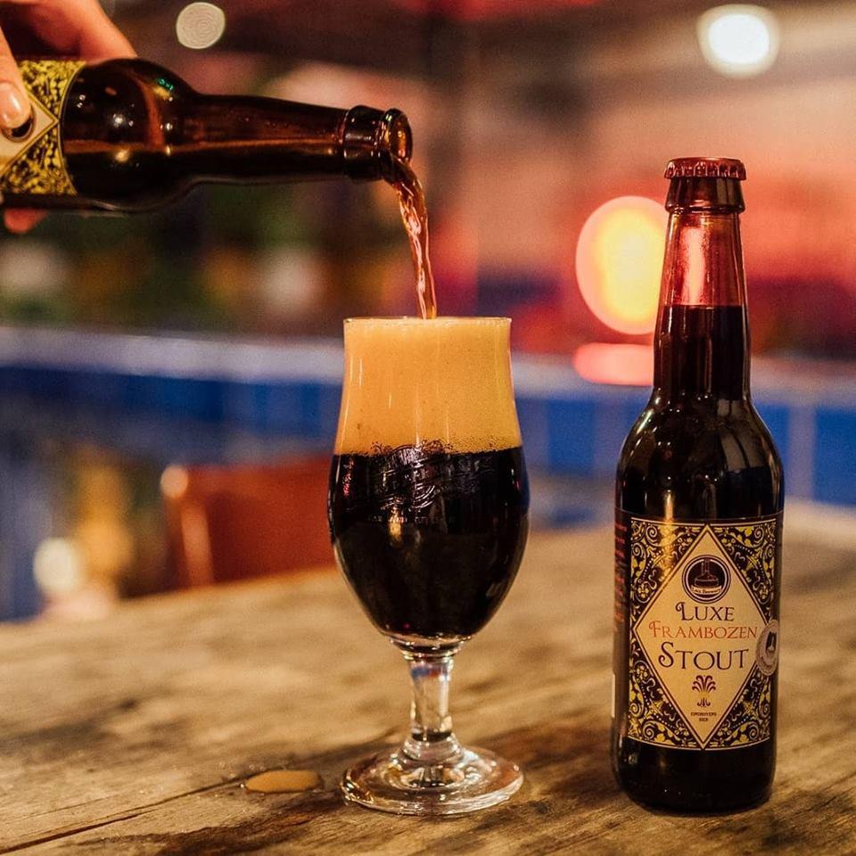 Lux Brewery: bierbrouwerijen in Noord-Brabant