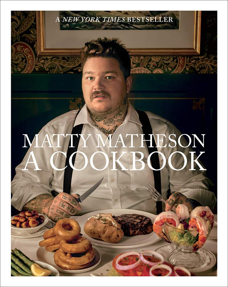 Matty Matheson kookboek