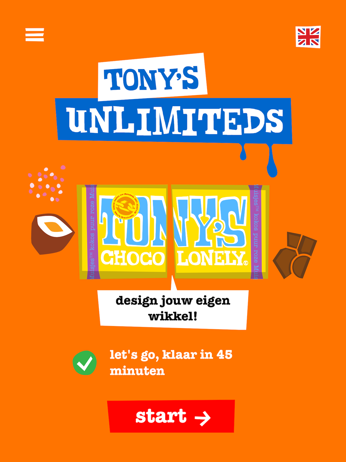 Tony's Unlimiteds