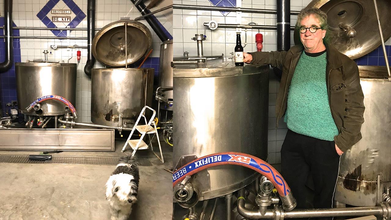 Brouwerij De Kip in Zeeland