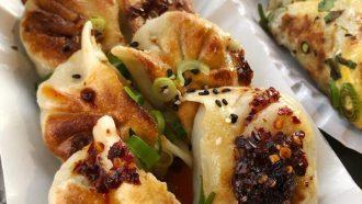 Afbeelding van Dumplings in Amsterdam