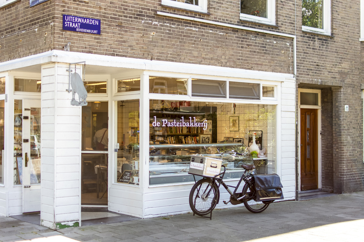 De Pasteibakkerij Amsterdam