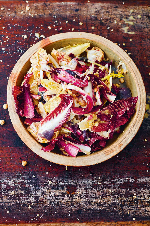 Wintersalade van Jamie Oliver