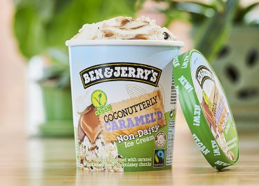 Coconutterly, Caramel'd, Ben & Jerry's, non-dairy, nieuwe smaak, vegan