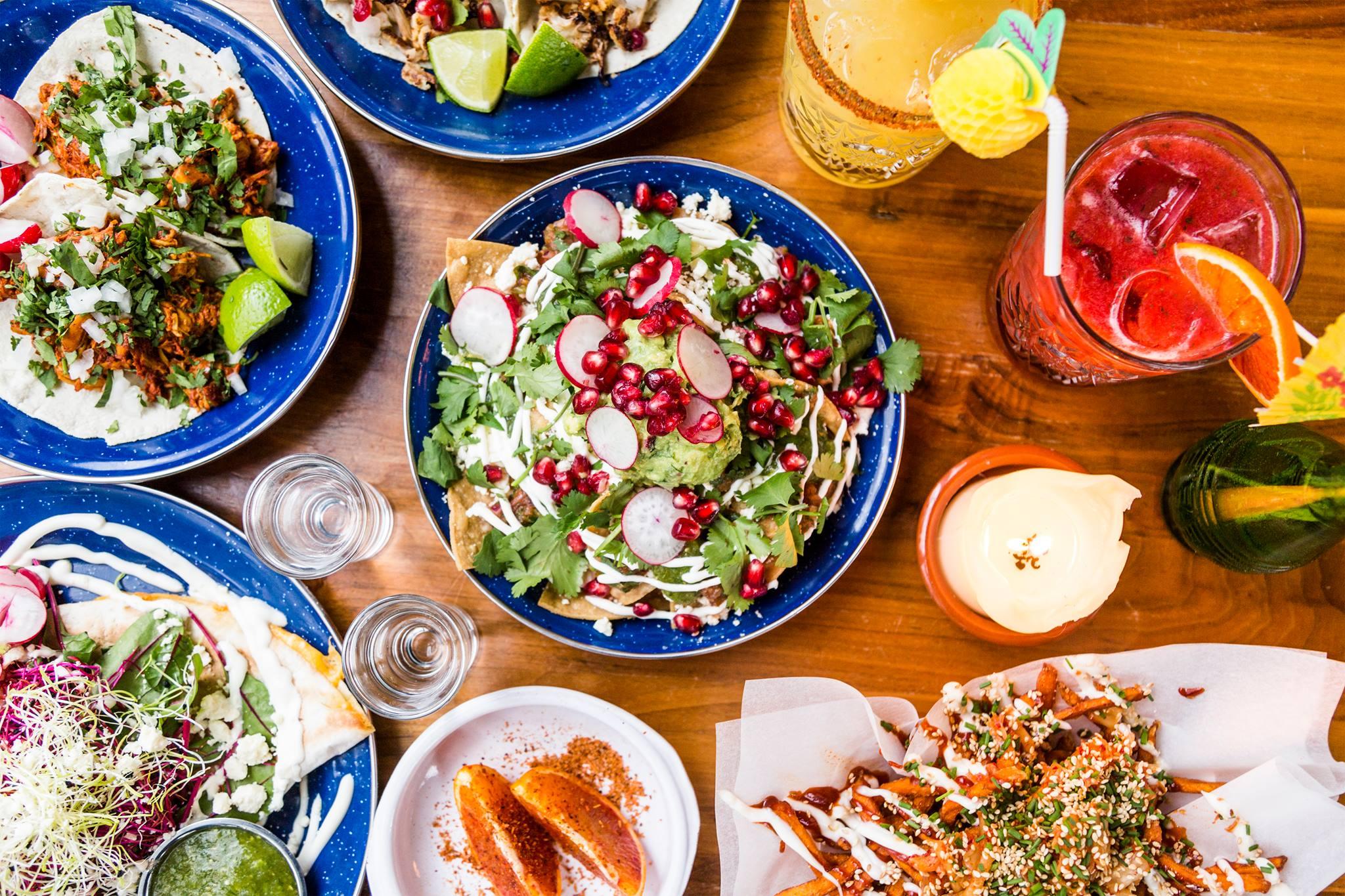 Afbeelding van het eten van Flora in Amsterdam 2