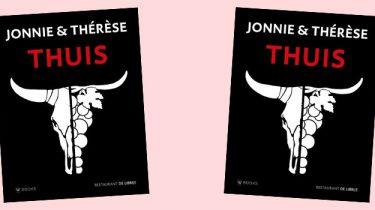 Kookboek thuis van jonnie en therese
