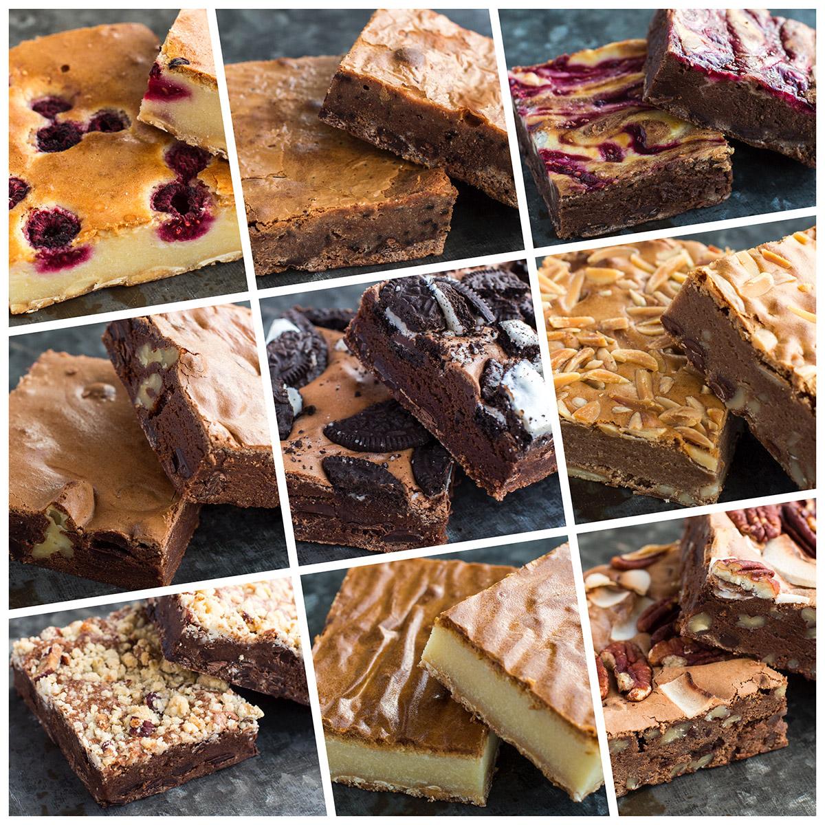 Brownies van waldo patisserie