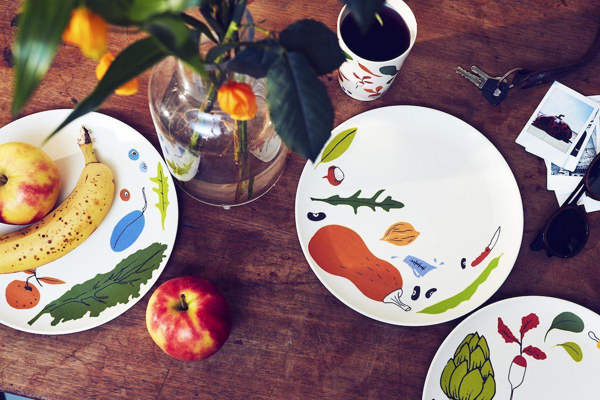 Afbeelding van servies en tafellinnen van Yvette van Boven 5